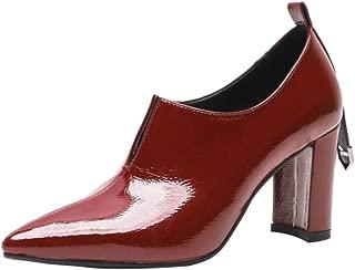 Zanpa Women Fashion Pumps Low Top Slip On