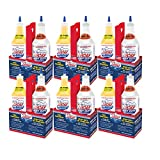 Lucas Oil Combo Pack - Heavy Duty Oil Stabilizer (32 oz.) and Upper Cylinder Lubricant Fuel System Treatment (32 oz.), Pack of 6…