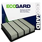 ECOGARD XA4886 Premium Engine Air Filter Fits Lexus SC400 4.0L 1992-2000, SC300 3.0L 1992-2000 | Toyota 4Runner 3.4L 1996-2002, Tacoma 3.4L 1995-2004, Supra 3.0L 1993-1998