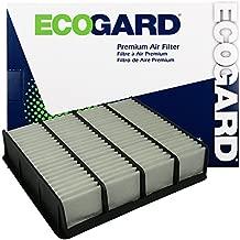 ECOGARD XA4886 Premium Engine Air Filter Fits Toyota Tacoma 3.4L 1995-2004, 4Runner 3.4L 1996-2002, Supra 3.0L 1993-1998 | Lexus SC400 4.0L 1992-2000, SC300 3.0L 1992-2000