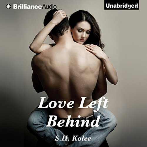 Love Left Behind audiobook cover art