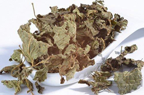 Melisse Tee 200 Gramm lose, Kräutertee aus ganzen Melissenblättern, Zitronenmelisse, ohne Zusatzstoffe - Bremer Gewürzhandel