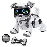 Teksta - Perro electrónico de reconocimiento de voz, versión inglesa