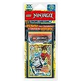 LEGO Ninjago Serie V Next Level, blíster, 5 Booster y Carta Dorada de edición Limitada (Top Media 180996)