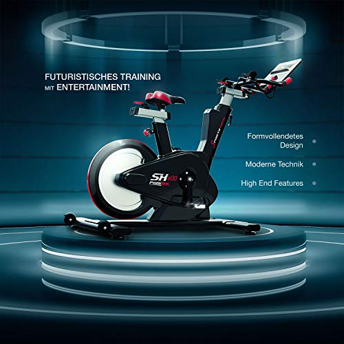 Sportstech SX600 Elite Indoor Cycle Bike Fitness kaufen  Bild 1*