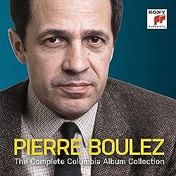 ピエール・ブーレーズ コンプリート・コロンビア・アルバム・コレクション