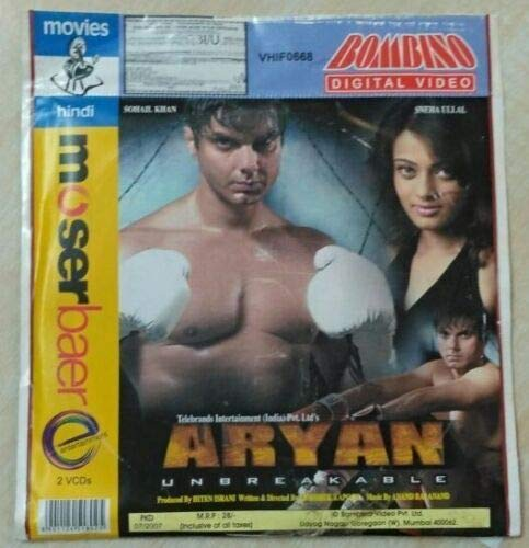 Best Price Aryan (1988 Film) ~ Bollywood Hindi Video CD from India