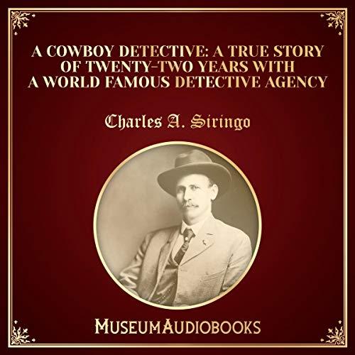 A Cowboy Detective audiobook cover art