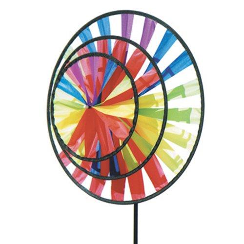 Brookite Triple Nylon Pinwheel