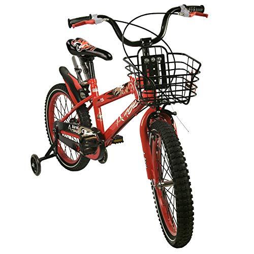 Zerimar Bicicletas Infantiles para niños y niñas | Bici con ruedines y...