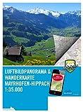 Alpenwelt Wanderkarte Mayrhofen Hippach