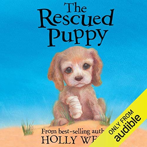 The Rescued Puppy copertina