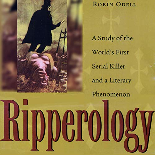 Ripperology audiobook cover art