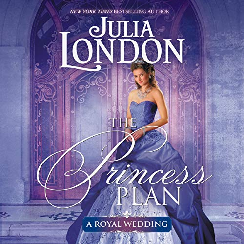 The Princess Plan audiobook cover art