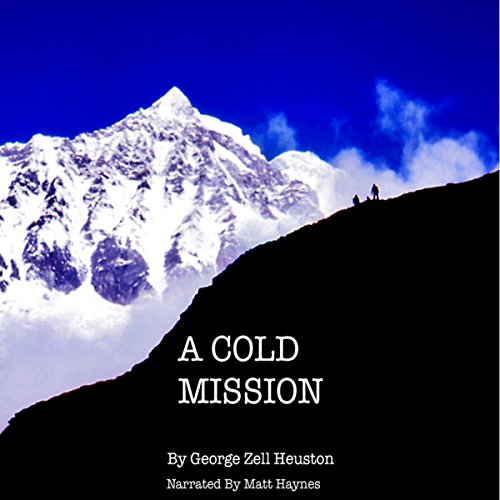 A Cold Mission audiobook cover art