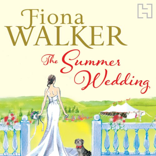 The Summer Wedding audiobook cover art
