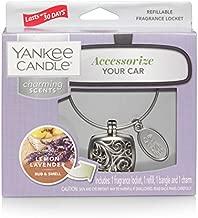 Yankee Candle Charming Scents Square Starter Kit, Lemon Lavender