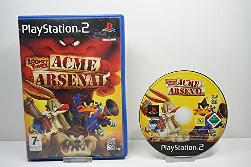 Looney Tunes: Acme Arsenal (Sony PS2) [Import UK]