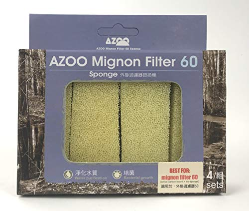 Azoo Replacement Pad for Mignon 60-Power Filter