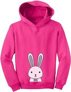 Tstars Cute Easter Bunny Boys/Girls Toddler Hoodie