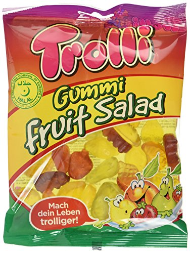 Trolli Halal Fruit Salad, 21er Pack (21 x 175 g)