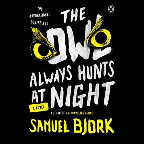 The Owl Always Hunts at Night audiobook cover art