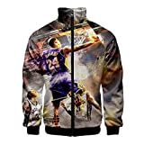 2020 Bryant Kobe Hoodies Men's Fashion Soft Cool Full Body Spring Men's Hoodie Casual 3D Printed Hooded Sweatshirts XS-5XL