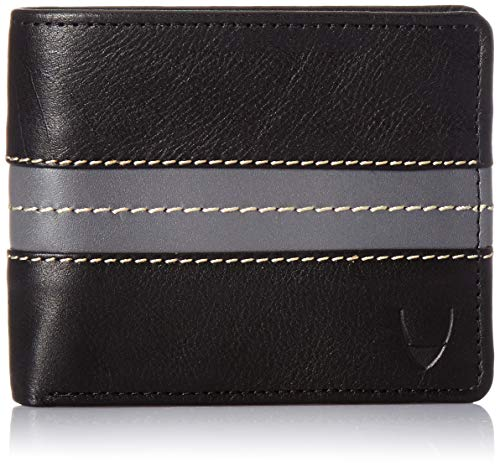 Hidesign Black Men's Wallet (311-490 SB RF)