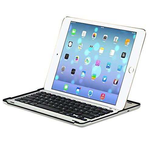 LEICKE Sharon Tastatur kompatibel mit Apple iPad 12.9