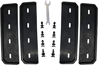 yakima - Tonneau Kit 1 Adapter Kit for Rack Systems on Truck Bed Covers (Retrax XR Series)