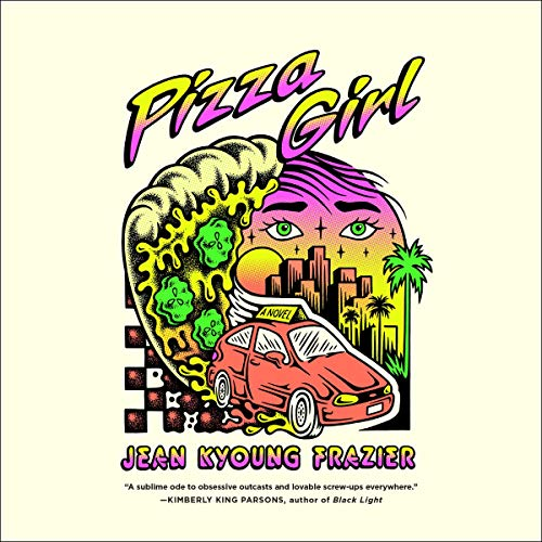 Couverture de Pizza Girl