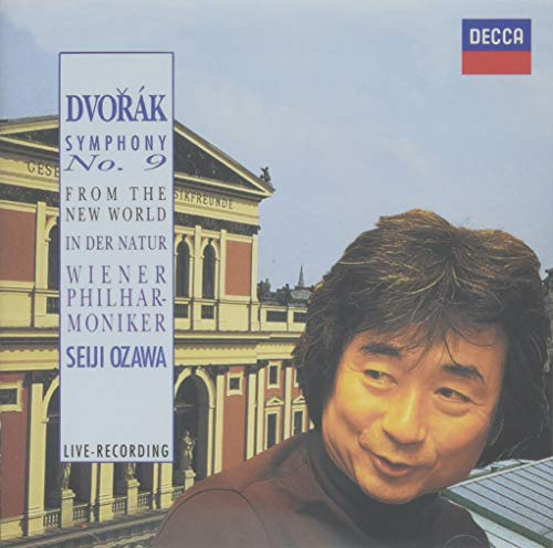 【Amazon.co.jp限定】ドヴォルザーク: 交響曲第9番《新世界より》、序曲《自然の中で》(生産限定盤)(UHQCD)(特典:メガジャケ付)