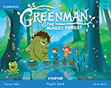 Greenman and the Magic Forest Starter Pupil's Book with Stickers and Pop-outs - 9788490368145