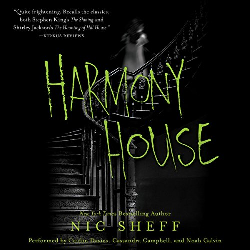 Harmony House audiobook cover art