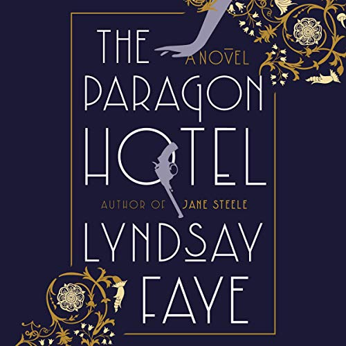 The Paragon Hotel audiobook cover art