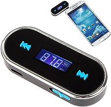 Nueva generación teléfono móvil coche MP3transmisor de Radio FM Reproductor de música inalámbrico para Samsung HTC LG Sony Nokia