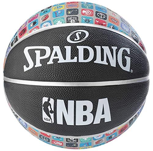 Spalding, Palla da Basket NBA con Logo, Misura 7