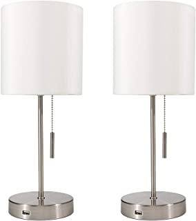 Best brushed nickel desk lamps Reviews