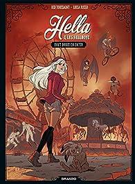 Hella et les Hellboyz, tome 1 : Tout droit en enfer (1/2) par Kid Toussaint