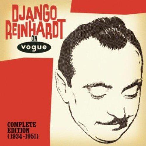 Django Reinhardt on Vogue (1934-1951)