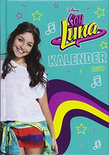 Soy Luna Schülerkalender A6 - Kalender 2019: 17 Monate. Von August 2018 bis Dezember 2019.