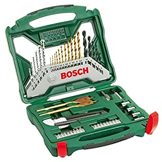 Bosch Home and Garden 2 607 019 327 Bosch X-Line Titanio - Juego de Brocas para Taladrar y Atornillar, Set 50 Piezas (B000P4IQF2) | Amazon price tracker / tracking, Amazon price history charts, Amazon price watches, Amazon price drop alerts