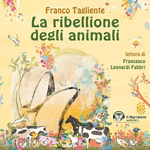 La ribellione degli animali copertina