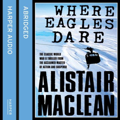 Where Eagles Dare  By  cover art