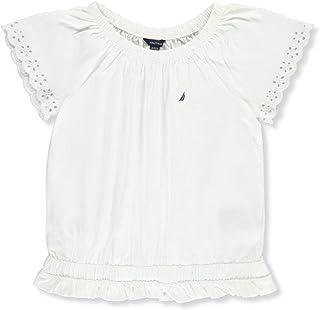 Nautica Parte Superior de Moda para niñas. Camisa para Niñas