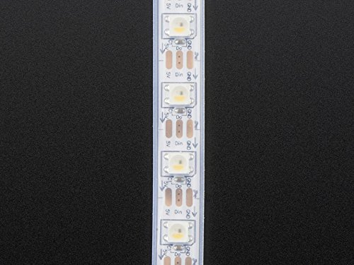 Adafruit NeoPixel Digital RGBW LED Strip - White PCB 60 LED/m [ADA2842]
