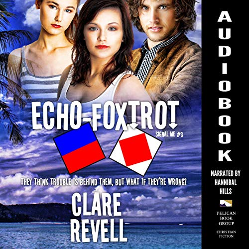 Echo-Foxtrot audiobook cover art