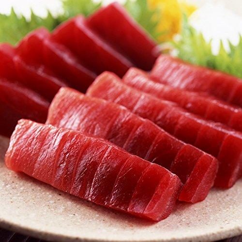 本マグロ 黒マグロ まぐろ 200g前後 パック お刺身 お寿司 海鮮丼用 鮪 赤身 (2パック)