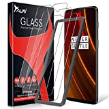 TAURI Screen Protector for Oneplus 6T, [3-Pack] [Alignment Frame]...