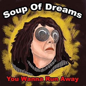 You Wanna Run Away